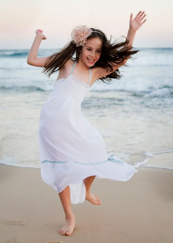 photo gift certificate family photography Sydney dancing queen