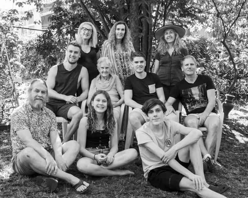 extended family photography